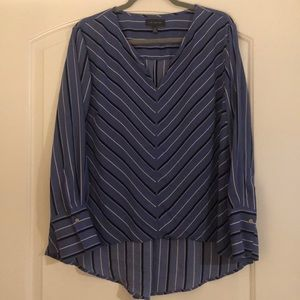 NWOT The Limited High Low Blouse